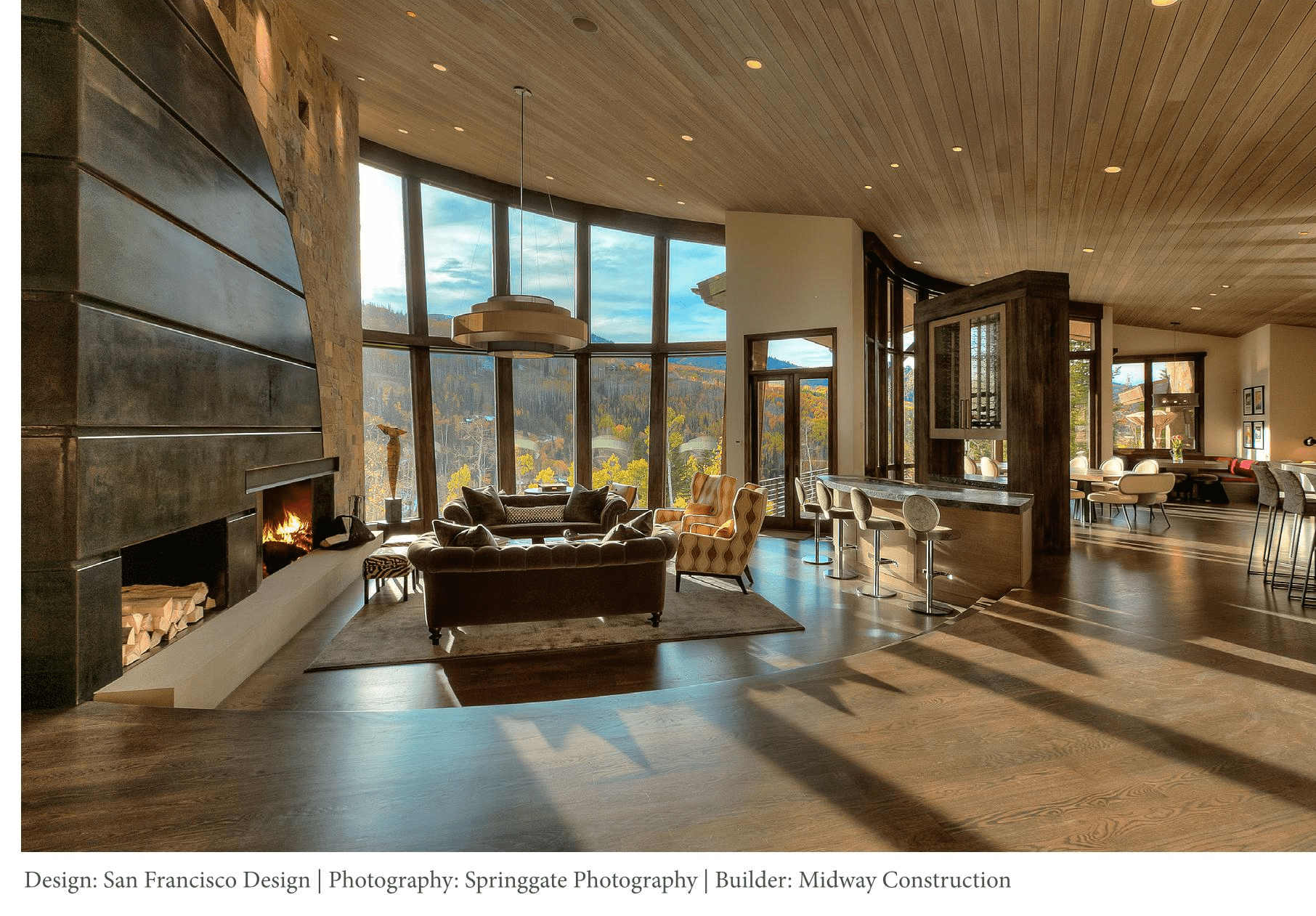 Modern Mountain Design   Park City Interior Designers   Utah Home Design 79d