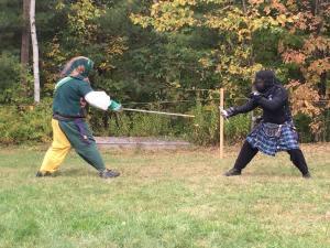 Fighting Practice