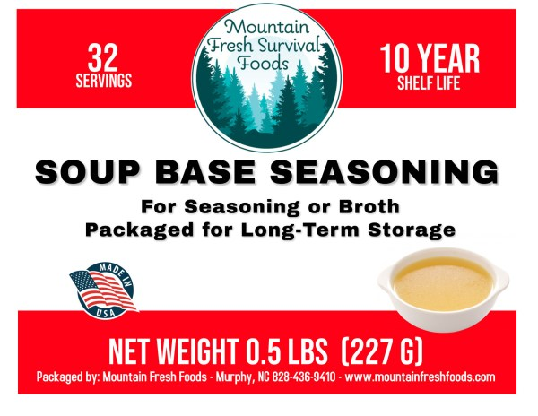 Soup Base Seasoning