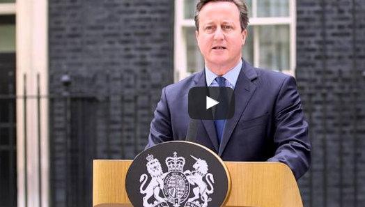 David Cameron's Statement On US Strike Targeting British Militant Mohammed Emwazi