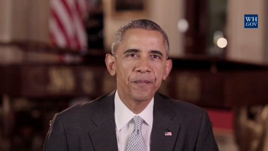 President Obama's Weekly Address: Giving Veterans their Chance