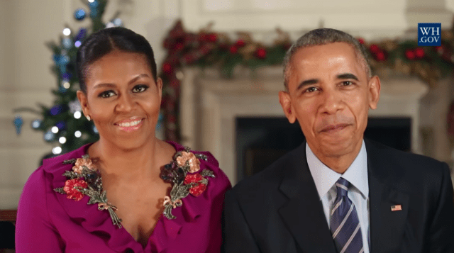Weekly Address: Merry Christmas From The President & The First Lady