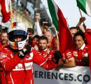 The Passion Is Back In F1 As Ferrari's Vettel Takes Australian Grand Prix