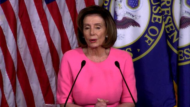 Pelosi on Senate Passage of Third Coronavirus Response Bill
