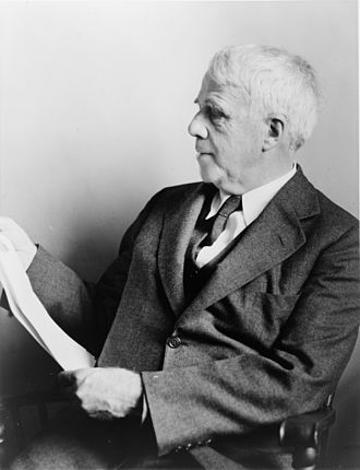 A Bit of Wisdom from Robert Frost on His Birthday
