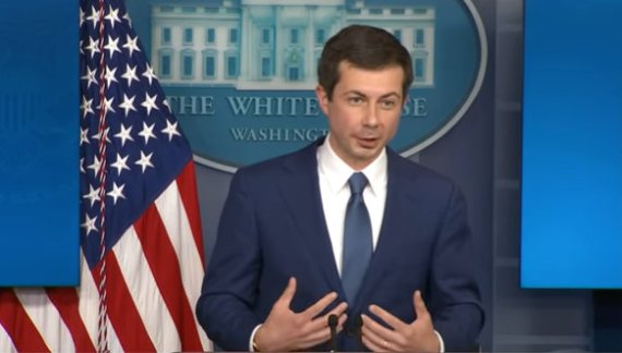 Briefing by Press Secretary Jen Psaki and Secretary of Transportation Pete Buttigieg