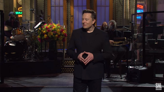 Elon Musk Monologue on Saturday Night Live May 8th