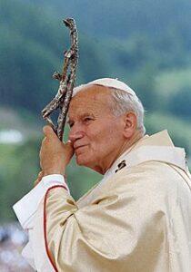 A Bit of Wisdom from Pope John Paul II