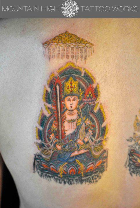 仏像のコピー