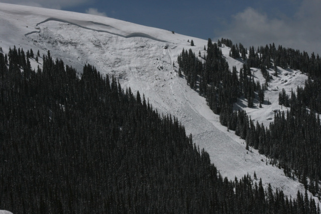 sheep creek avalanche