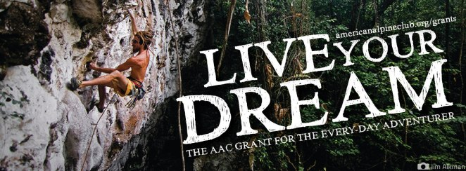 Live Your Dream Grant Banner