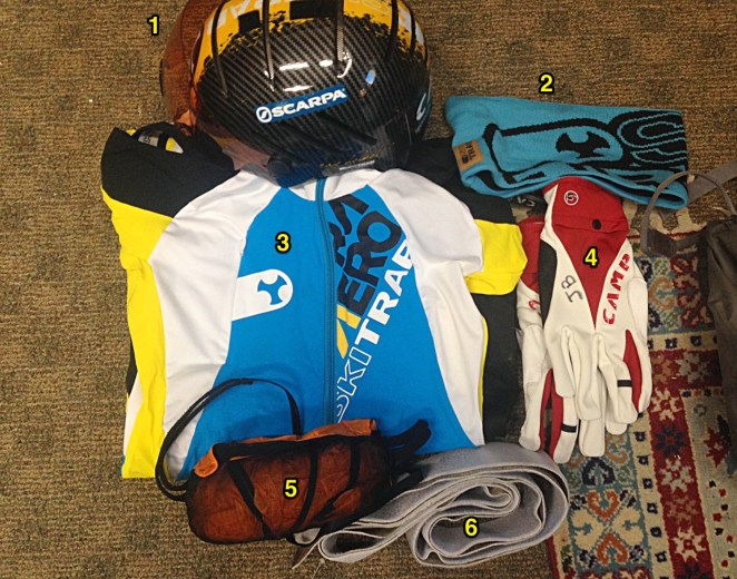Elk Mountains Grand Traverse Gear Clothing
