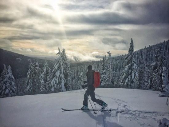 Step 7: Ski!