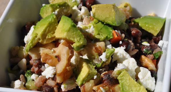 black-bean-wild-rice-salad