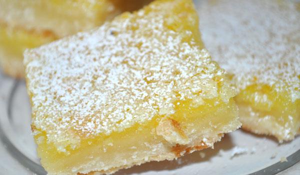 Shredded Lemon Zest