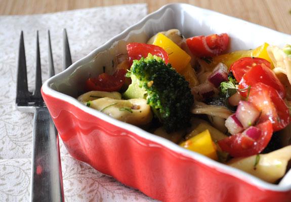 vegetable-summer-pasta-salad-dill