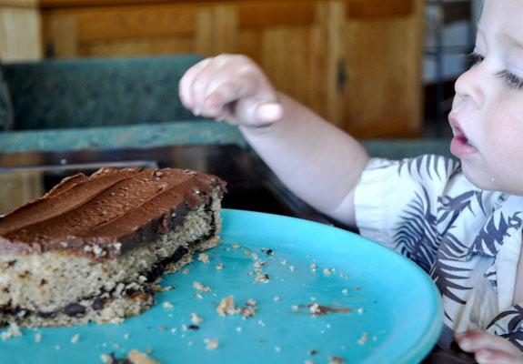 little-man-loves-cake