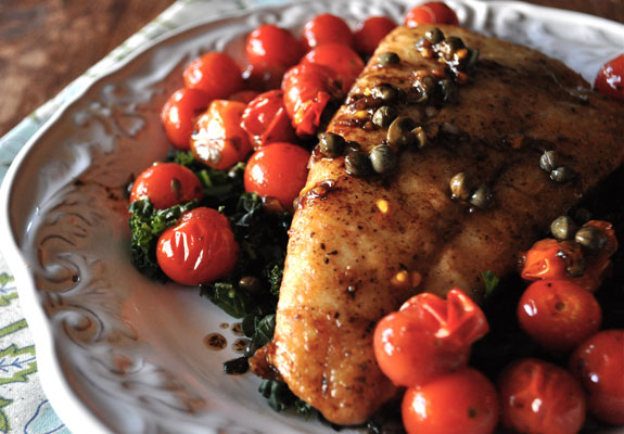 seared-halibut-with-caper-tomato-pan-sauce-1-mountain-mama-cooks
