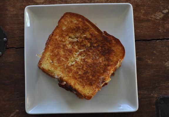 grilled-ham-and-jarlsberg-on-brioche