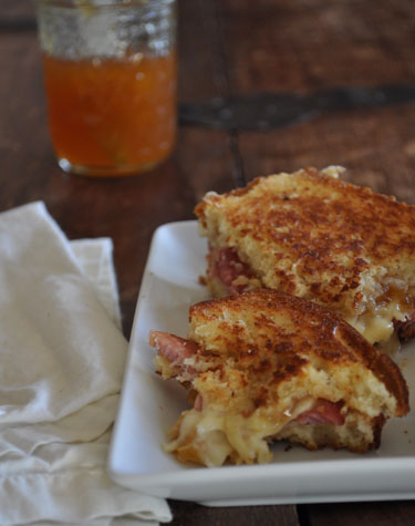 homemade-peach-preserves-grilled-ham-and-cheese-sandwich-6