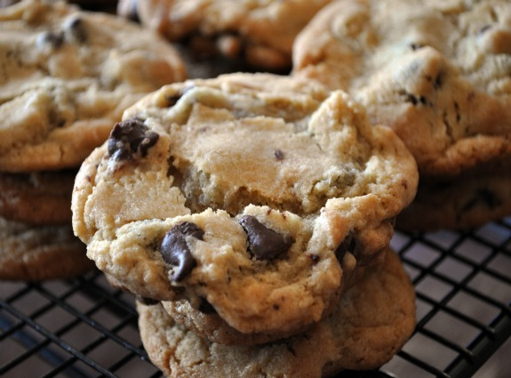 Chocolate Chip Walnut Cookies Without Brown Sugar