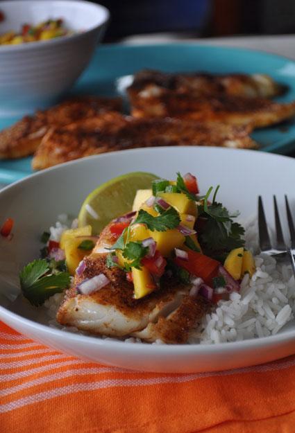 easy-blackened-cod-recipe-with-mango-salsa-mountain-mama-cooks