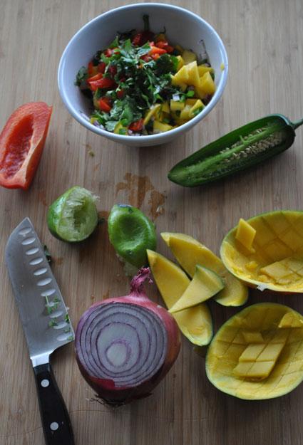 mango-salsa-ingredients-mountain-mama-cooks