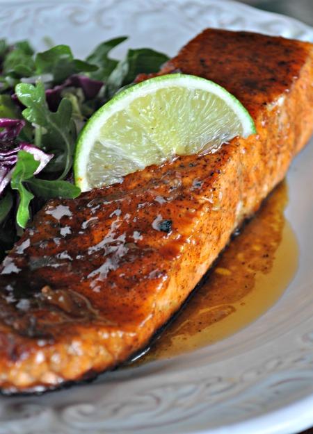 sweet-spicy-peach-glazed-salmon-recipe