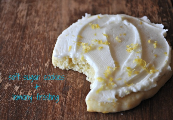 soft-lemon-sugar-cookies-with-frosting