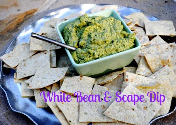 white-bean-garlic-scape-dip-mountain-mama-cooks