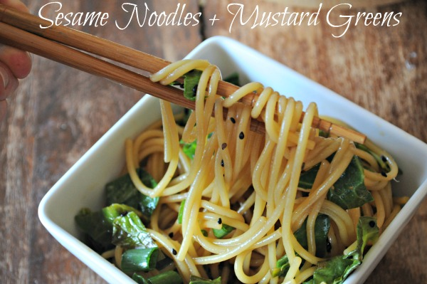 simple-sesame-noodles-sauteed-greens-mountain-mama-cooks