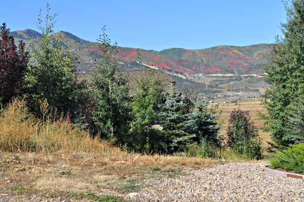 Park City, Utah in the fall www.mountainmamacooks.com