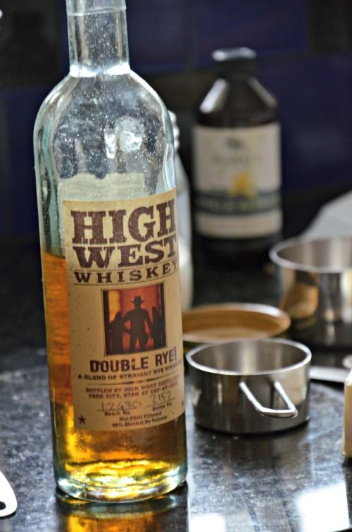 High West Whiskey Caramel Sauce, Mountain Mama Cooks