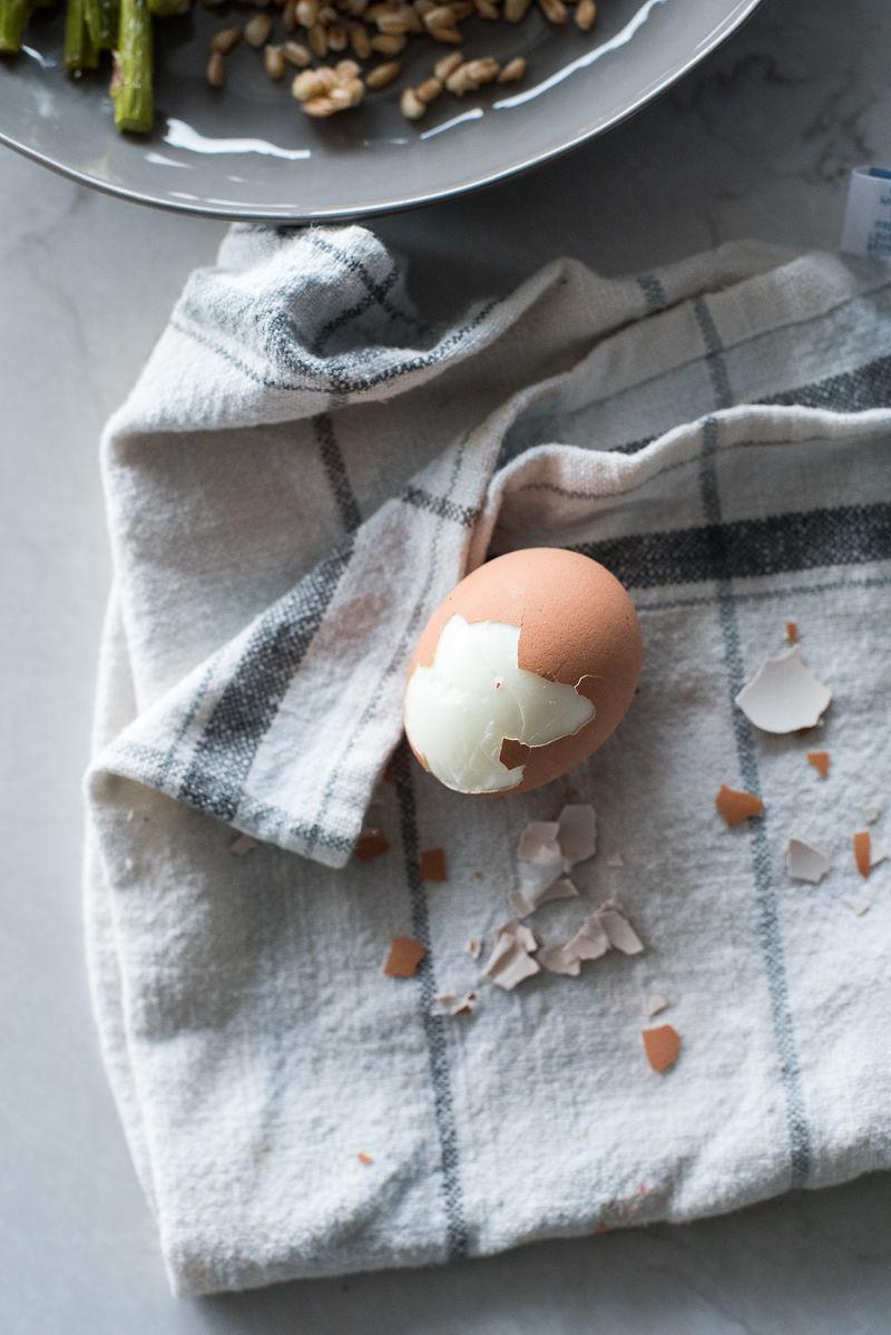 High Altitude Hard Boiled Eggs | familycuisine.net