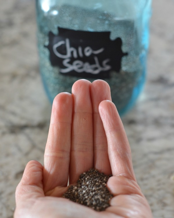 Chia Seed Jam, www.mountainmamacooks.com