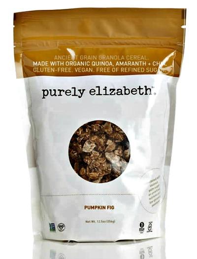 purely elizabeth granola, www.mountainmamacooks.com