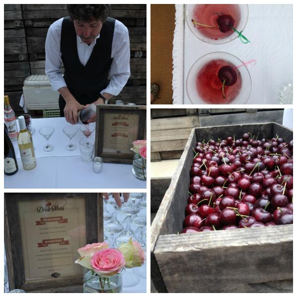 Michigan Cherry Martinis, www.mountainmamacooks.com