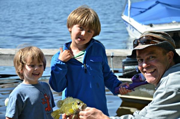 fishing canada lake NY, www.mountainmamacooks.com