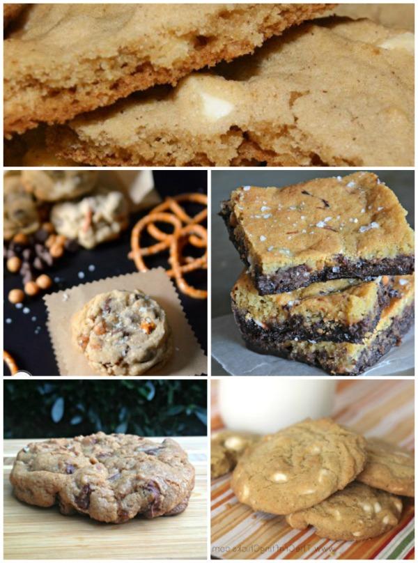 McCormick Bake Sale Collage