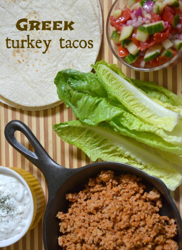 Greek Tacos www.mountainmamacooks.com