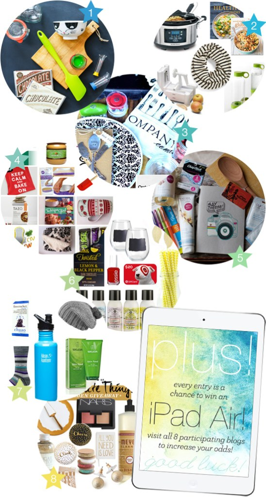 Favorite Things + iPad Air Giveaway | mountainmamacooks.com