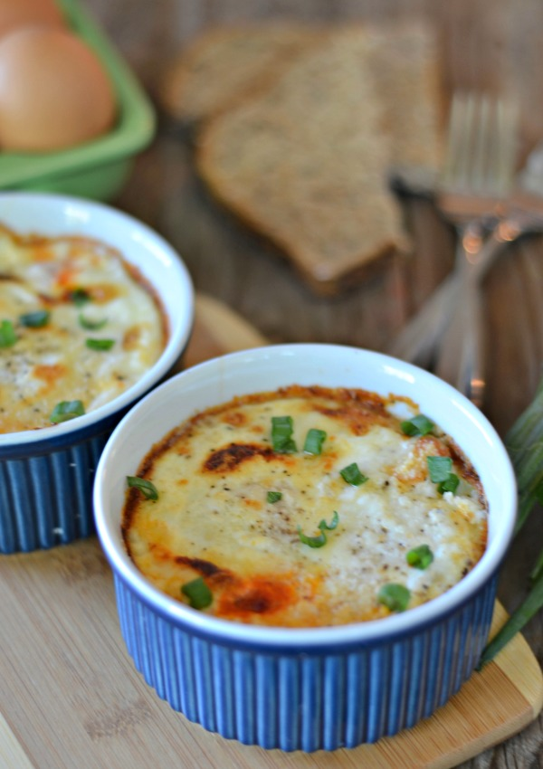 Baked Eggs   mountainmamacooks.com
