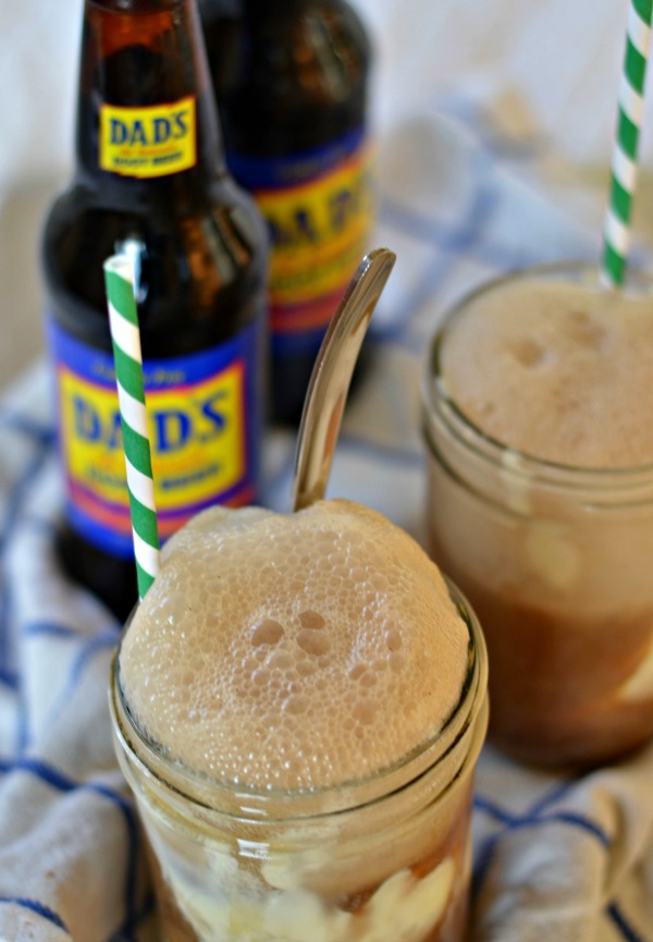 The Ultimate Root Beer Float Mountain Mama Cooks