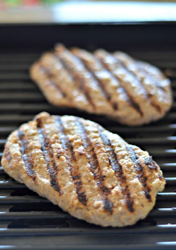 Turkey Reuben Patty Melt | mountainmamacooks.com #burgerweek