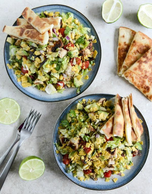 Taco Salad Round Up | mountainmamacooks.com #TacoTuesday