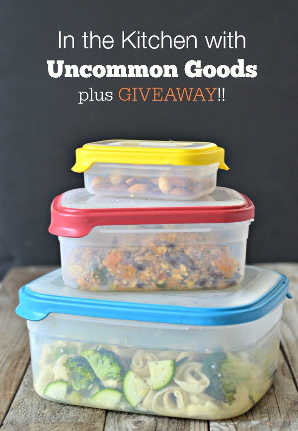 Uncommon Goods Giveaway | mountainmamacooks.com