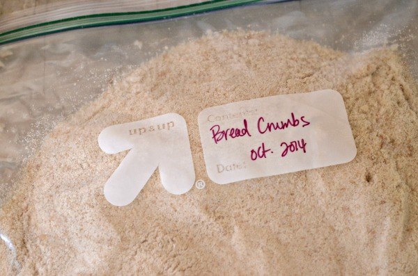 Easy Homemade Bread Crumbs | mountainmamacooks.com