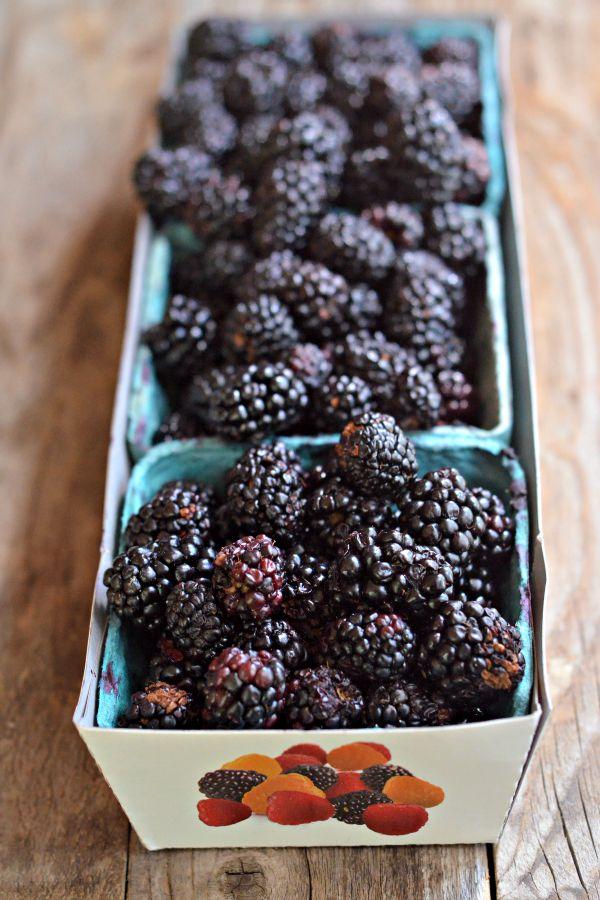 Blackberry Buckle | mountainmamacooks.com #eatseasonal