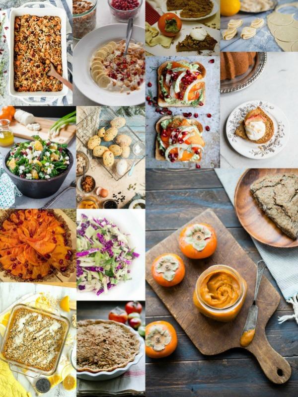 December Eat Seasonal Recipes | mountainmamacooks.com #EatSeasonal