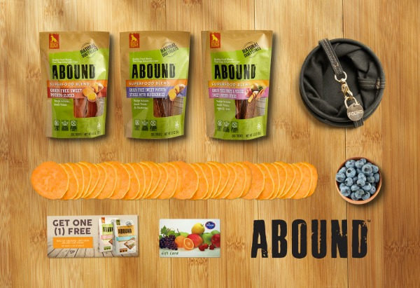 Meet Blue + Abound Giveaway - Mountain Mama Cooks